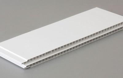 Agro-core PVC tile