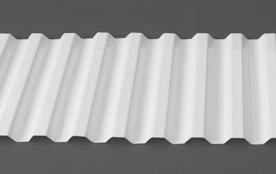 Marvec PVC sheet metal panel