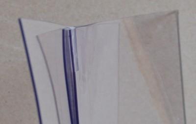 Verilon - les bandes et feuilles de vinyle transparent - détail 2