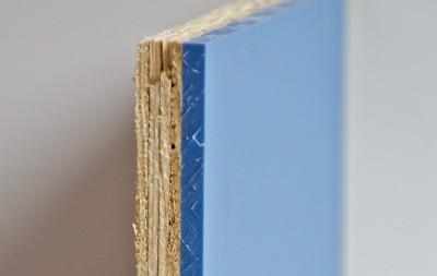 Revêtement en polyéthylène pour remorques 2